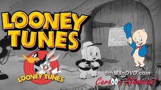 LOONEY TUNES (Looney Toons): Ali-Baba Bound (Porky Pig) (1940) (Remastered) (HD 1080p)