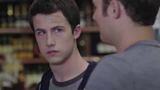 Bryce Grabs Clay's Ass || 13 Reasons Why