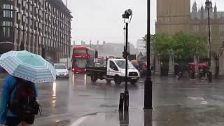 Heavy Rain London July 12 2016