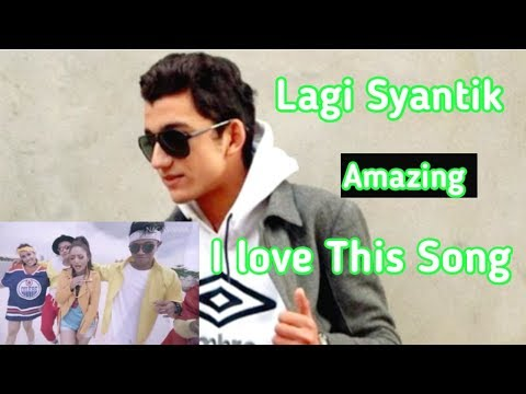 *REACTION*Siti Badriah-Lagi Syantik-Pretty Full (official music video)