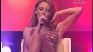 Kylie Minogue - On a Night Like This (Live TMF Awards 2000)
