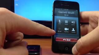 Three Way Calling on Your iPhone