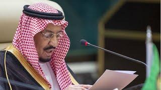"Saudi king demands firm action against ""criminal"" Iran at Arab summit"