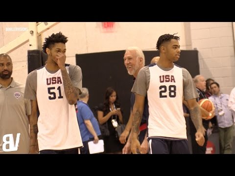 watch Team USA Select 2016 Practice & Scrimmage | Team USA Basketball July 2016