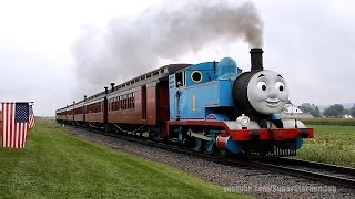 Day Out With Thomas & Percy Strasburg Railroad