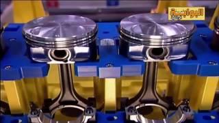 وثائقي كيفية صناعة محركات السيارات
