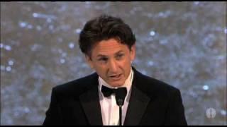 Sean Penn Wins Best Actor: 2004 Oscars