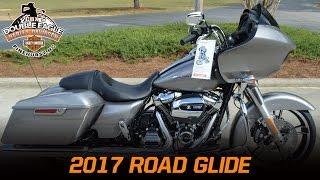 2017 Harley-Davidson Road Glide FLTRX Billet Silver