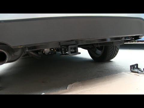 Subaru Impreza Trailer Hitch Installation