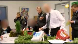 Politistationen nogle har stjålet mosbamser
