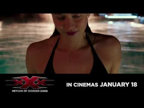 Xxx Mp4 XXx Return Of Xander Cage Trailer 2 3gp Sex