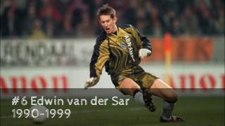 Top 10 Best Ajax Players Of All Time