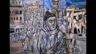 Palestinian Artist Abed Abdi - Music And Video By Eitan Altman
