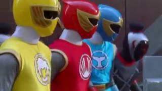 Power Rangers Dino Thunder   Power Rangers vs Evil Wind Rangers Ninja Storm360p
