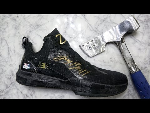 What s inside Lonzo Ball s Shoes