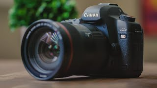 Why I SWITCHED to a Canon 5D Mark IV for YouTube Videos - 1 Year Later!