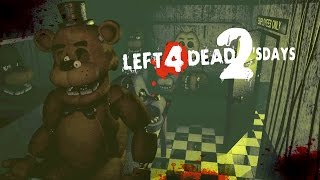 L4D2: Five Nights At Freddy's Mods - 2Spoopy5Me
