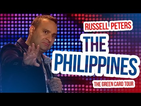 Xxx Mp4 The Philippines Russell Peters The Green Card Tour 3gp Sex