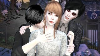 When I First Saw You🦇| Vampire Love Story - SIMS 4 MACHINIMA