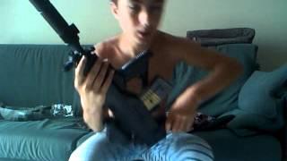 recensione m82 m4a1 ITA shotgunner patriots