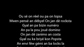 Danjé-Kalash Paroles