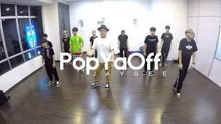 Pop Ya Off - Jaygee | Hanz Choreography | Popping