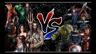 Los Vengadores VS La Liga De La Justicia   Batalla De Rap Del Frikismo COVER   Ren Park Ft. Varios