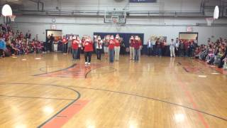 CIS Faculty Flash Mob - What Does The Fox Say?