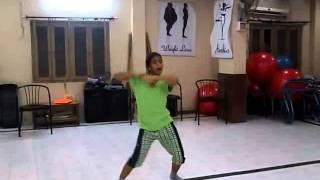 Alludu Seenu - Raghavendra dance school