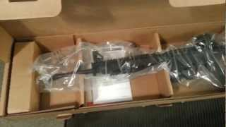 unboxing of 715T FLAT TOP MOSSBERG 22. LR