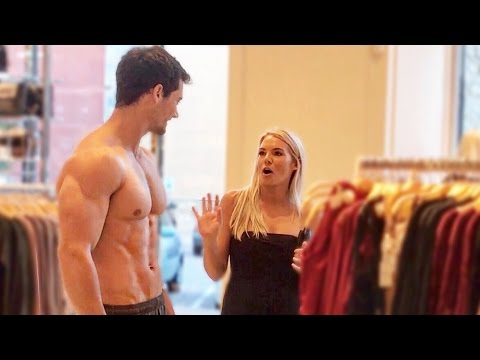 Picking Up Girls Shirtless