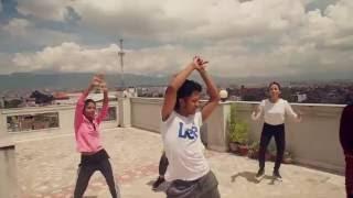 Nira purano dunga nepali song Y-stand dance school,