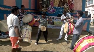 Nabadwip Rash Boro Ankhra 2014 with shibaji donka