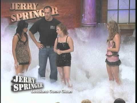Lesbians Come Clean The Jerry Springer Show