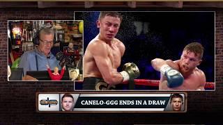 Dan Patrick Reacts to the Controversial Canelo vs Golovkin Draw   9/18/17)