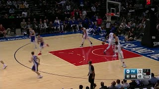 Quarter 2 One Box Video :Nets Vs. 76ers, 10/10/2017