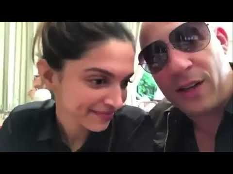 Xxx Mp4 Vin Diesel And Depika Padukon Say Kissing Video 3gp Sex