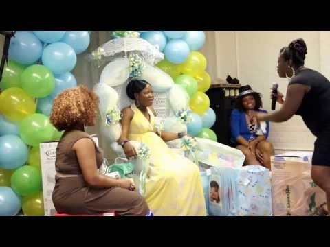 Diah's Baby Shower Video