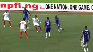 Enyimba Vs Rangers  - MD 29 Highlight