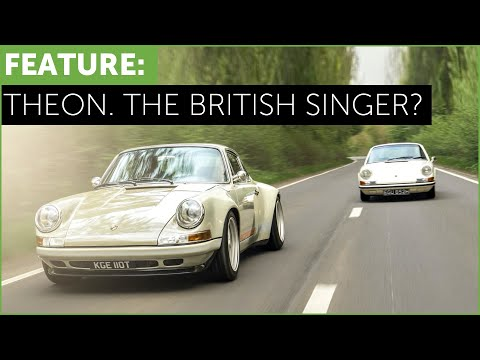 Theon Design Porsche Britain's equivalent to a Singer w Tiff Needell
