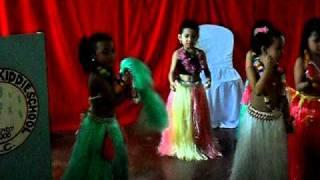 Jana Charmaine - Hawaian Dance