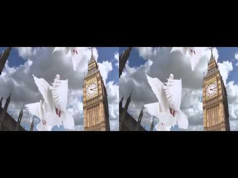 sony 3d demo 1080p video