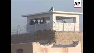 9 police killed in Taliban assault on jail; 600 prisoners escape