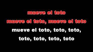 Mueve El Toto Letra