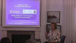 Curso de Hipnosis Ericksoniana 1 de 10.
