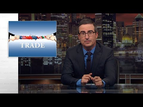 Trade Last Week Tonight with John Oliver HBO