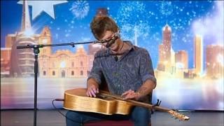 Owen Campbell - Angry Busker -  Australia