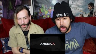 The Purge: Election Year Official Trailer #1 REACTION & REVIEW!!!