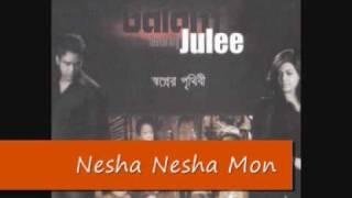 Balam Julee Shopner Prithibi - Nesha Nesha Mon