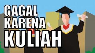 KULIAH BIKIN KALIAN GAGAL! • Sharing Sunday